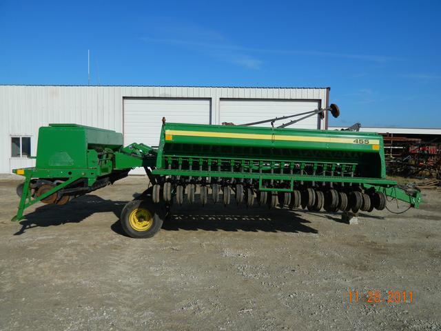 John Deere 455 35 ft. Grain Drill - PN43628-0001