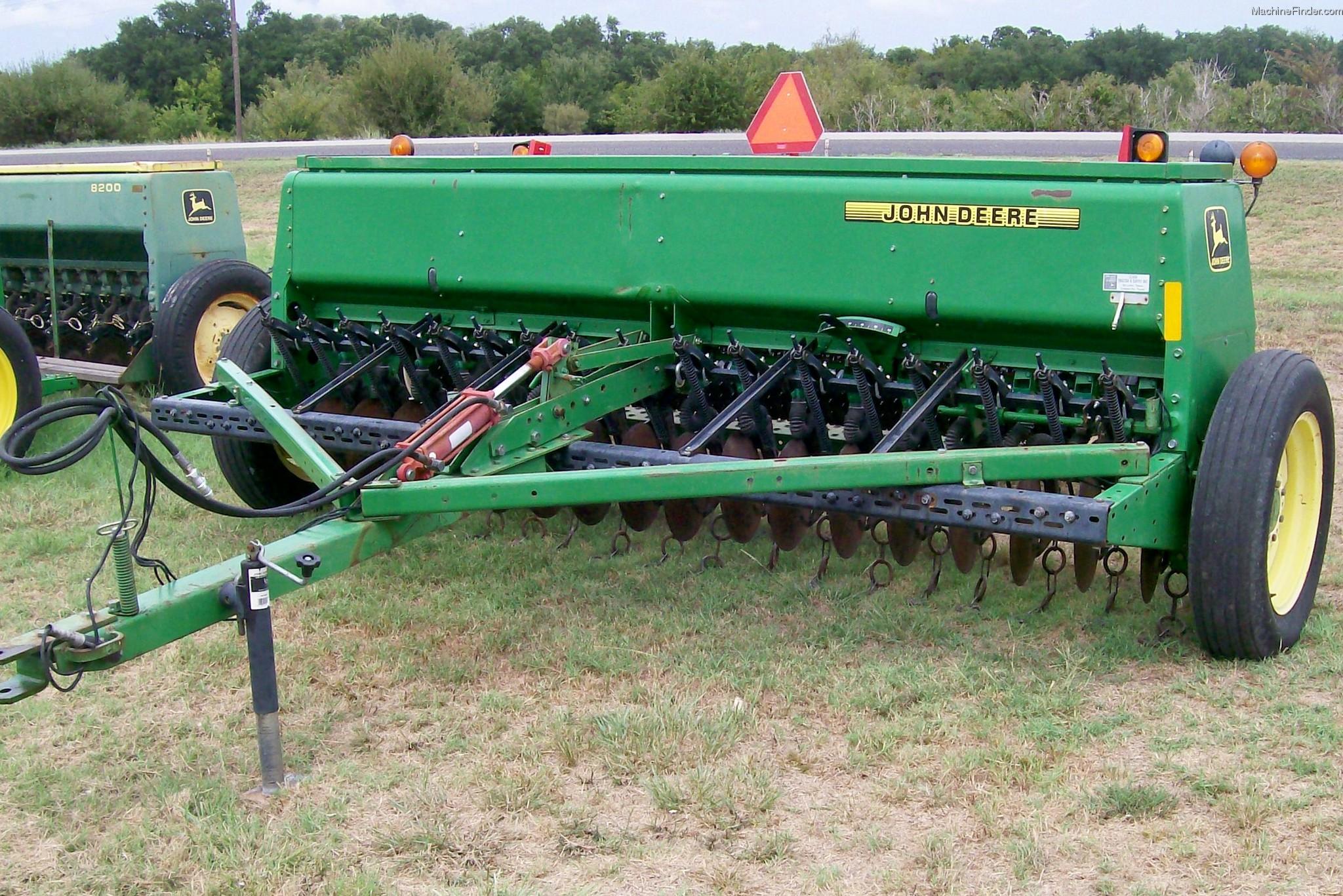 1997 John Deere 450 Planting & Seeding - Box Drills - John ...