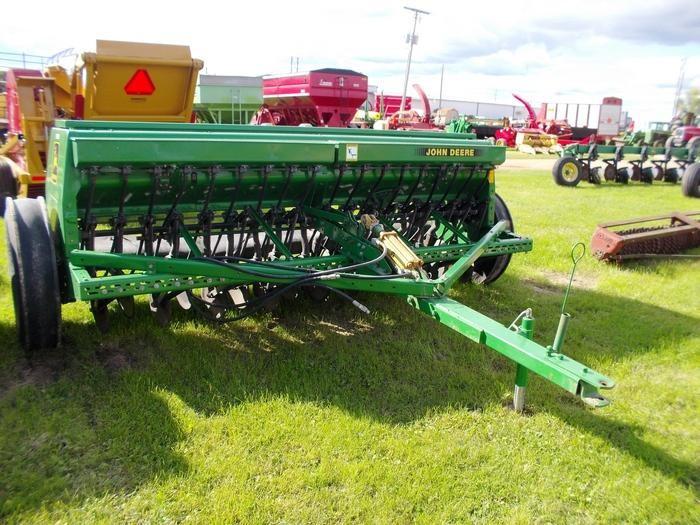 USAgNet.com - JOHN DEERE 450 Grain Drills for sale
