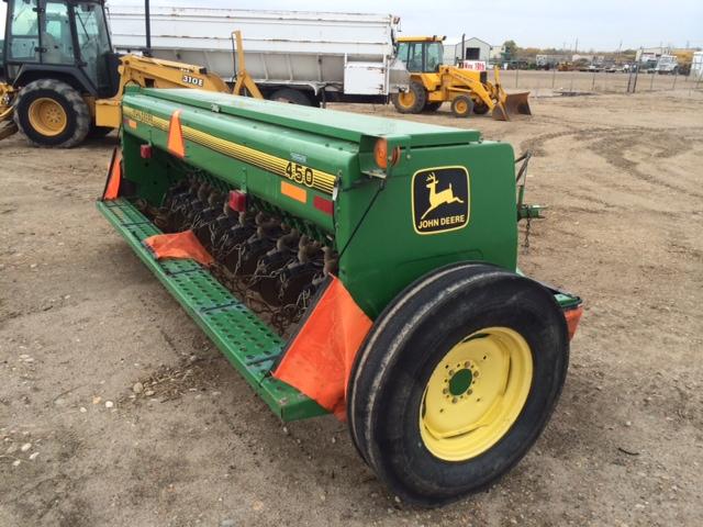 450 John Deere Grain Drill