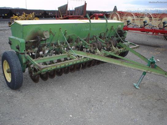 John Deere FB B Planting & Seeding - Box Drills - John ...