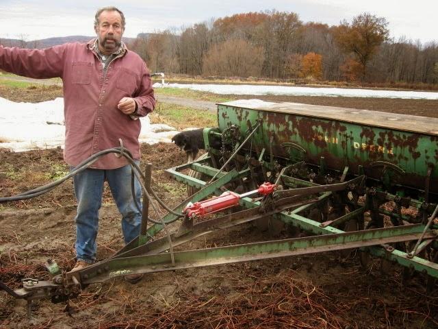 Taliaferro Farms: The Grain Drill