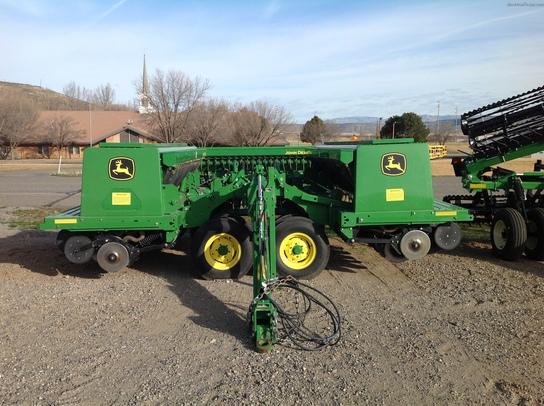 2011 John Deere 455 Planting & Seeding - Box Drills - John ...