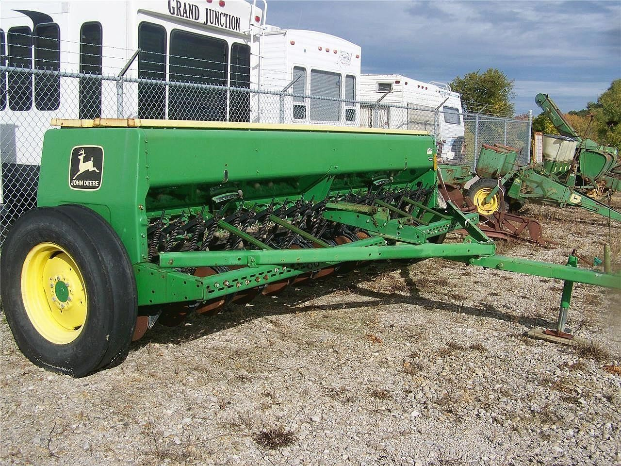 Wisconsin Ag Connection - JOHN DEERE 8300 Grain Drills for ...