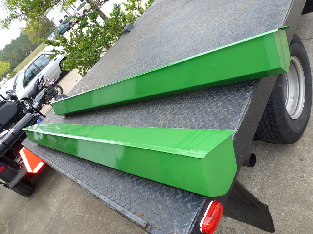 Small Grass Seed Attachment Boxes for John Deere 450 Grain ...