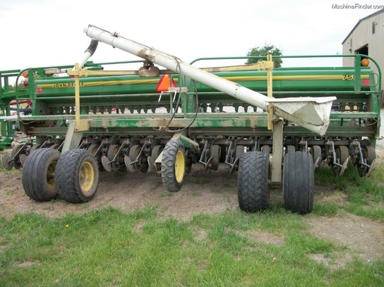 1996 John Deere 750 Planting & Seeding - Box Drills - John ...