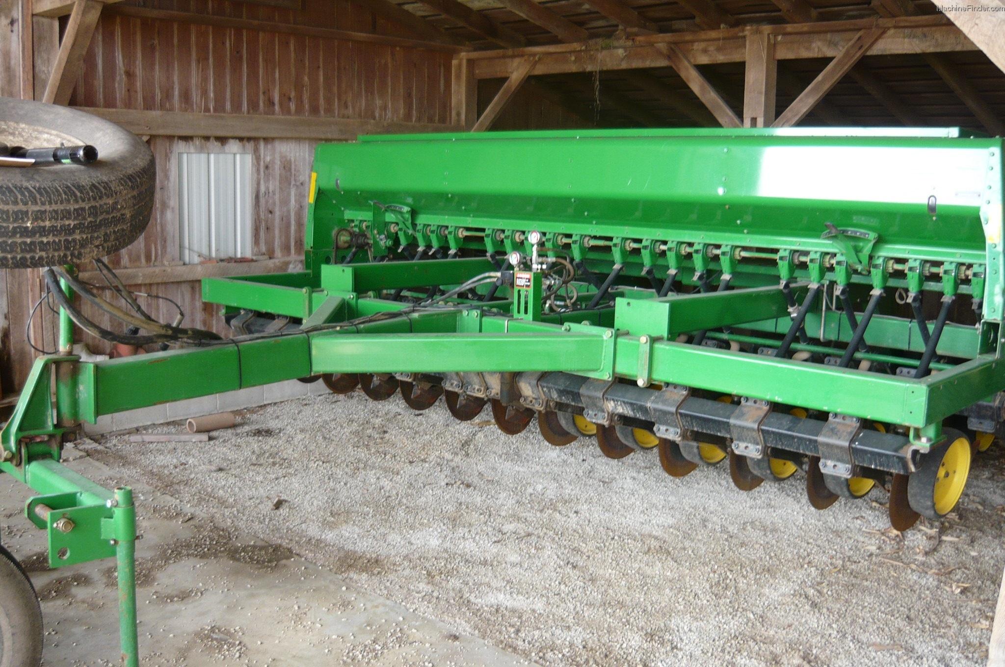 1997 John Deere 750 Planting & Seeding - Box Drills - John ...