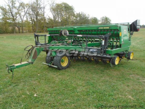 John Deere 750 Drill, A204963E, in Anna, Ohio