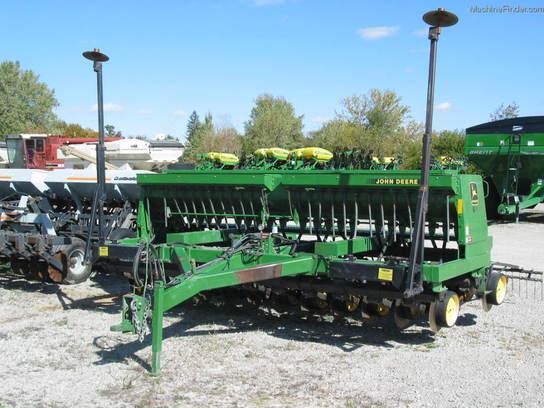 1995 John Deere 750 Planting & Seeding - Box Drills - John ...