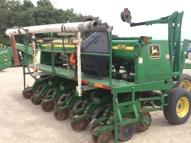 2000 John Deere 1530 Drill/Caddy #H01530X685196 JD ...