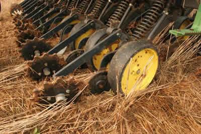 John Deere Drill and Air-Seeder Firming Wheel ...