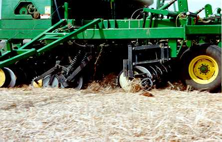 Crop Residues Can Be Handled, Even Under Irrigaiton - Tony ...