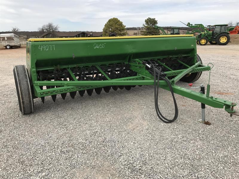 John Deere 8300 Drill - Meeker, OK | Machinery Pete