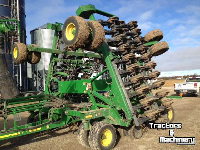 John Deere 1890 NO TILL AIR DRILL USED - Used Direct ...