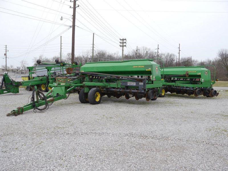 1999 John Deere 1560 Drills and Caddies for Sale | Fastline