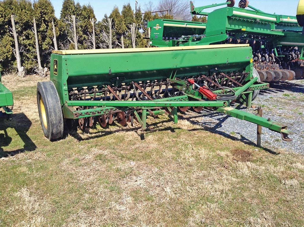 Wisconsin Ag Connection - JOHN DEERE 8300 Grain Drills for ...