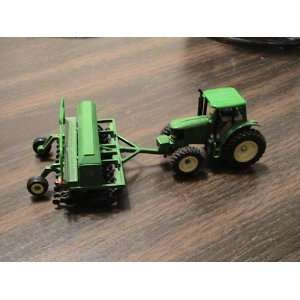 Ertl John Deere 1590 Grain Drill 116 Scale Diecast Farm Toy