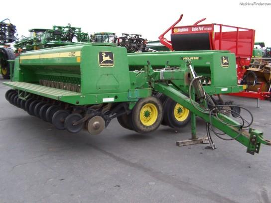 1993 John Deere 455 Planting & Seeding - Box Drills - John ...