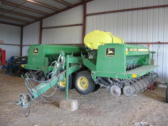 1994 John Deere 455 Planting & Seeding - Box Drills - John ...
