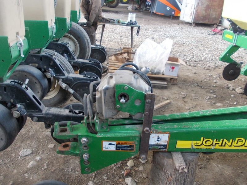 JOHN DEERE 1780 pneumatic precision seed drill for sale ...