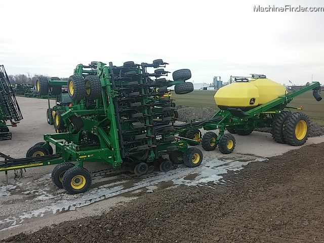 2012 John Deere 1890/1910 Planting & Seeding - Air Drills ...