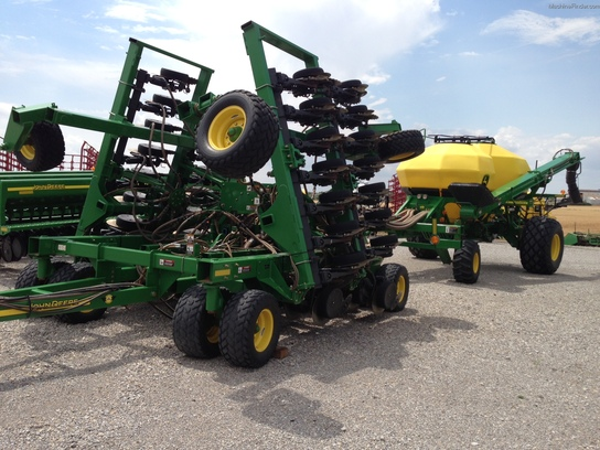2008 John Deere 1890 Planting & Seeding - Air Drills ...