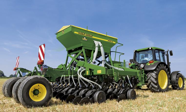 740A/750A | Drills | John Deere GB