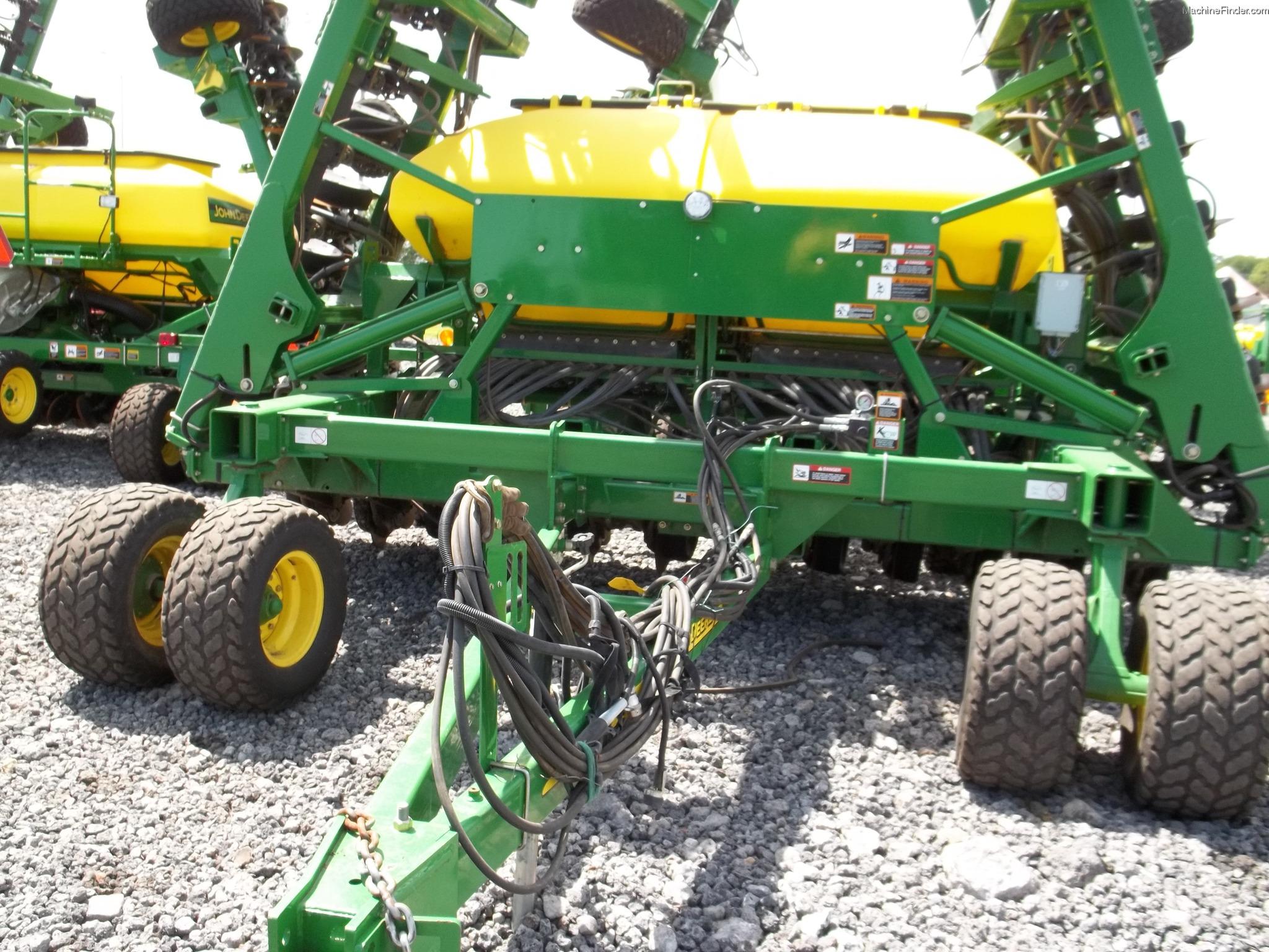 2008 John Deere 1990CCS Planting & Seeding - Air Drills ...