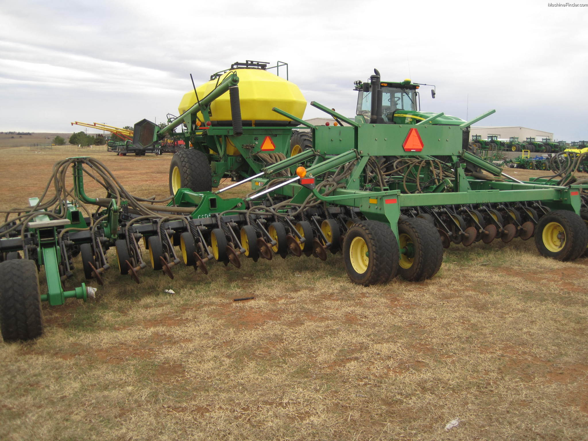 1997 John Deere 1850 Planting & Seeding - Air Drills ...