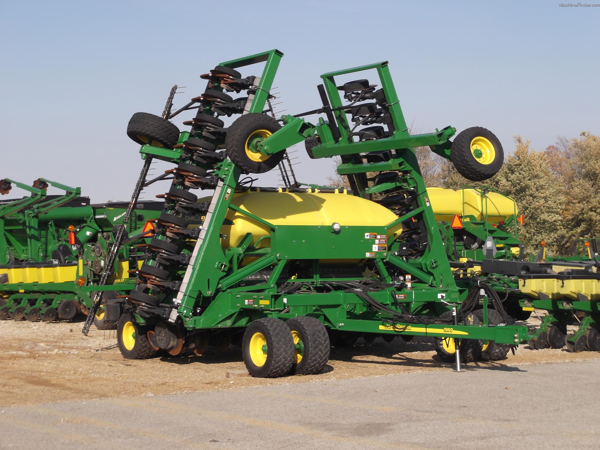 2013 John Deere 1990 CCS 40' Planting & Seeding - Air ...