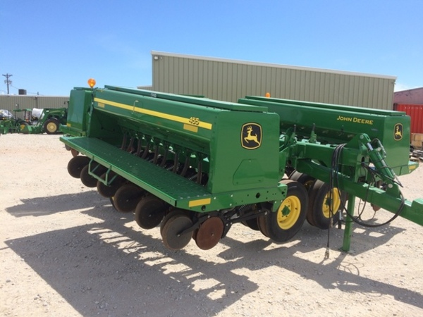 2014 John Deere 455 Drill - Coleman, TX | Machinery Pete