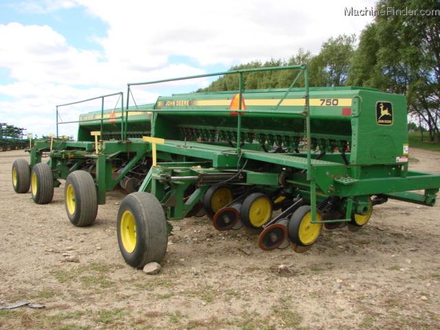 1987 John Deere 750 Planting & Seeding - Box Drills - John ...
