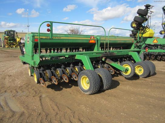 John Deere 750 Planting & Seeding - Box Drills - John ...