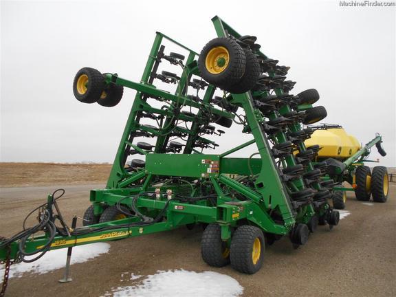 2013 John Deere 1895 - Air Drills and Seeders - John Deere ...