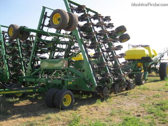 2008 John Deere 1895 Planting & Seeding - Air Drills ...
