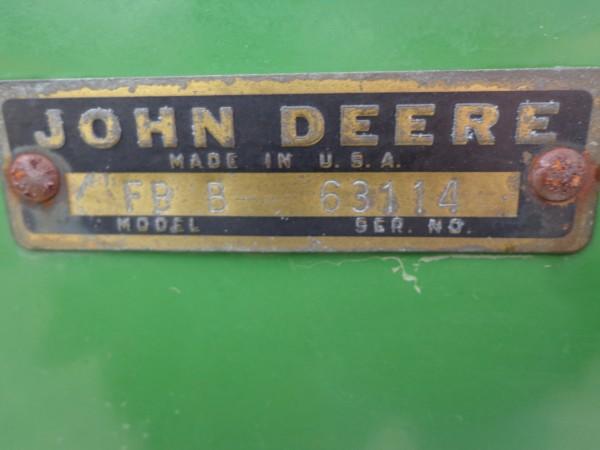 Used JD FB B Grain Drill - Hodges Farm Equipment