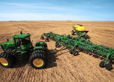 New John Deere Tractors | John Deere Four-Wheel-Drive ...