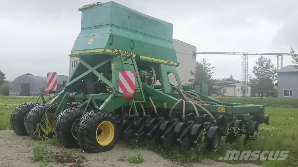 Used John Deere 750 A drills Year: 1999 Price: $17,900 for ...