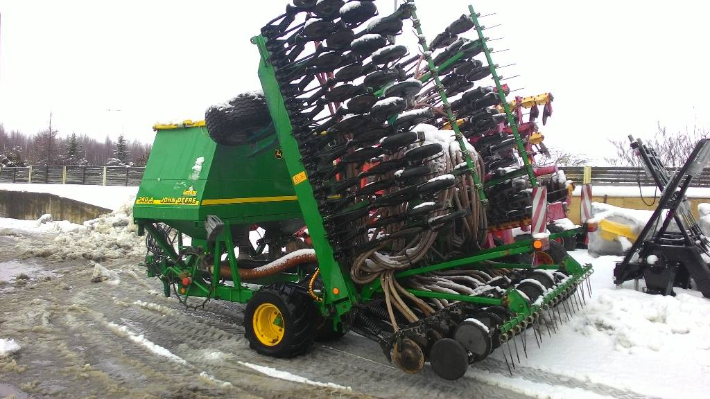 John Deere 740A for sale - Price: $19,084, Year: 2008 ...