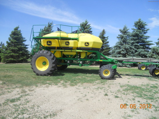 2009 John Deere 1895 Planting & Seeding - Air Drills ...