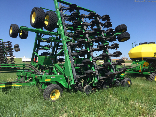 2010 John Deere 1895 - Air Drills and Seeders - John Deere ...