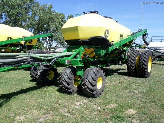 2013 John Deere 1895 Planting & Seeding - Air Drills ...