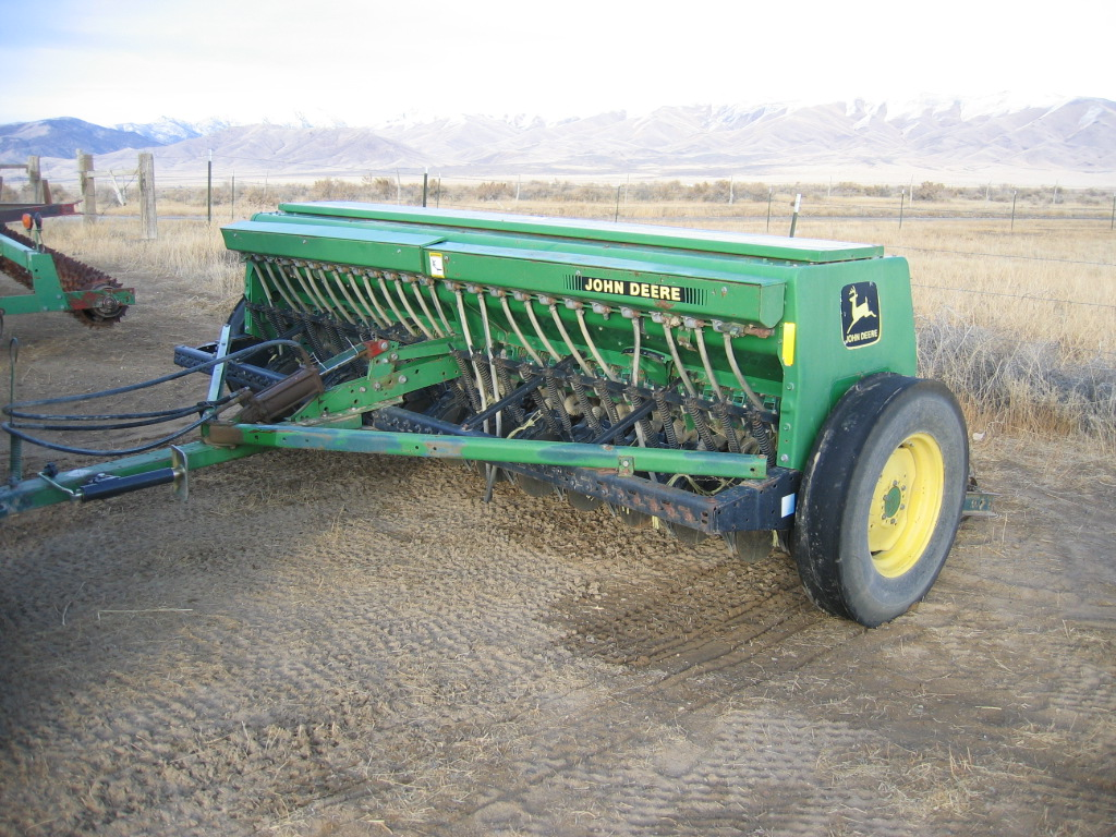 Grass Seeder Attachment Drill | Seeders For Sale