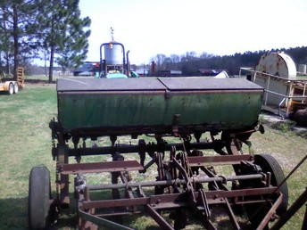 John Deere 8300 12 Ft. End Whe... Auctions Online | Proxibid