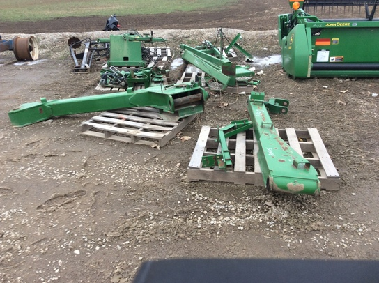 1994 John Deere 750 Hitch - Attachments: Drill - John ...