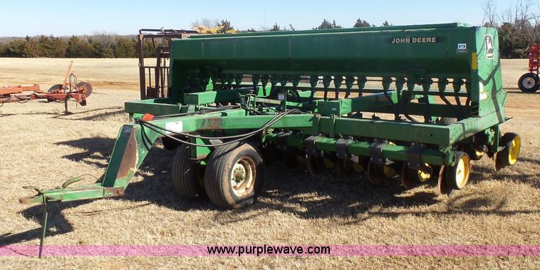 John Deere 750 Drill/Caddy #10730 FARMERS EQUIPMENT, INC ...