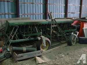 John Deere Grain Drill - (South Lincoln) for Sale in ...
