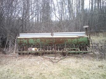 John Deere Lla Drill - TractorShed.com