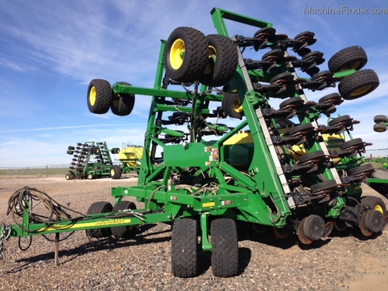 2011 John Deere 1990 CCS Planting & Seeding - Air Drills ...