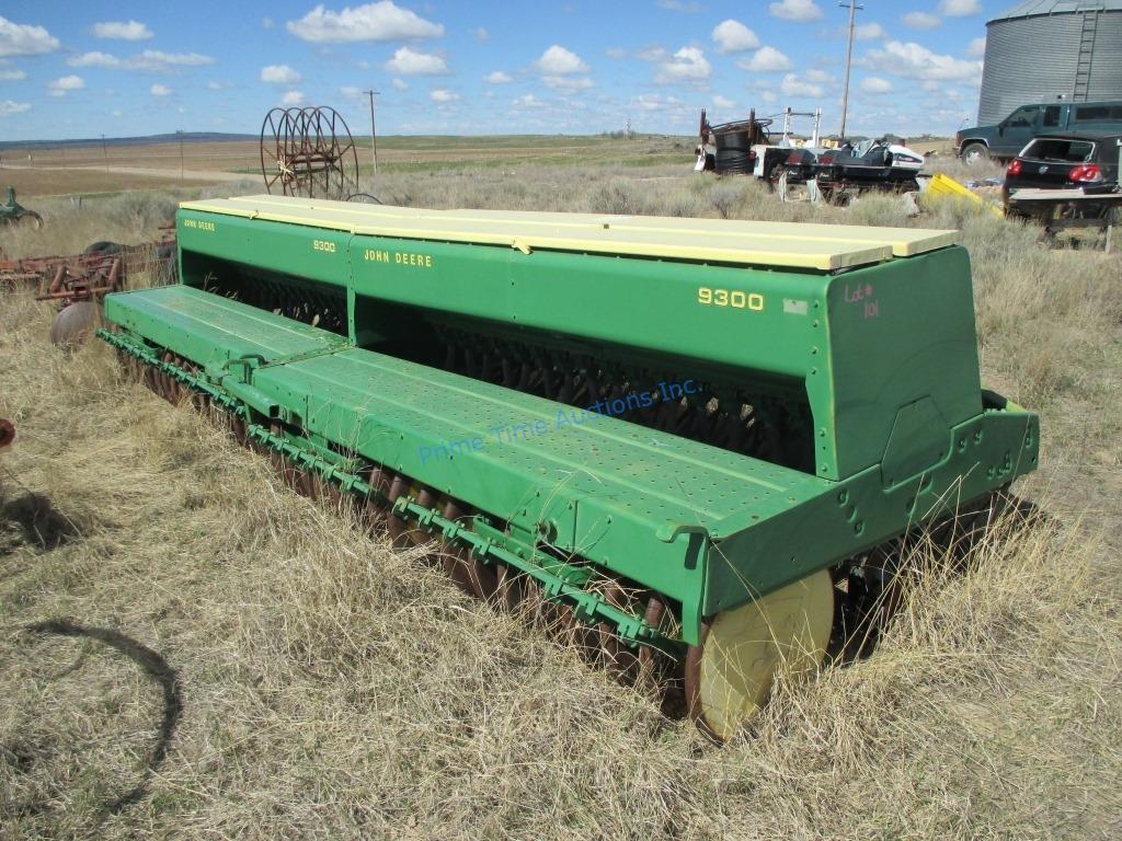 John Deere 20' 9300 Grain Drill 7